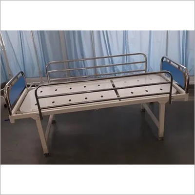 Semi Fowler Bed With Wooden Panel 2 Rails