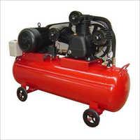 220V Trolley Mounted Air Compressor