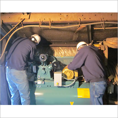 Industrial Air Compressor Repairing Services