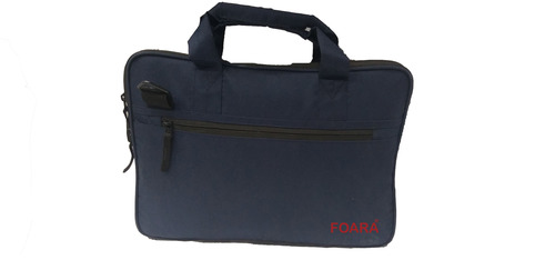 FOARA Blue Messenger Bag