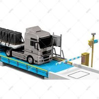 Fully Automated Steel or Concrete Deck Weighbridge