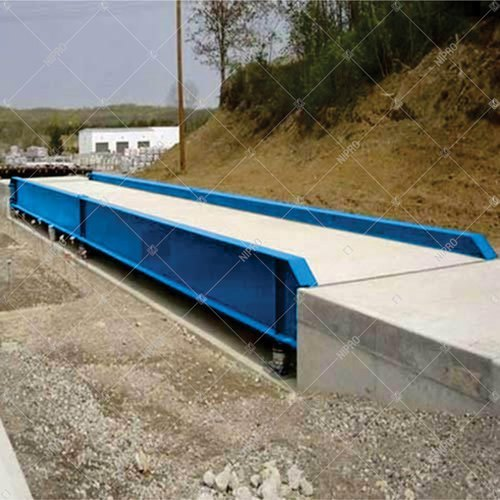 Full Concrete Platform Weighbridges