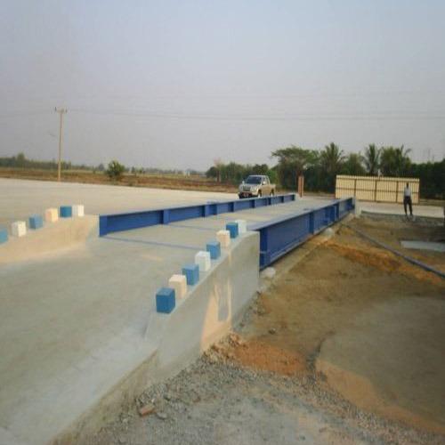 Concrete Deck Weighbridge