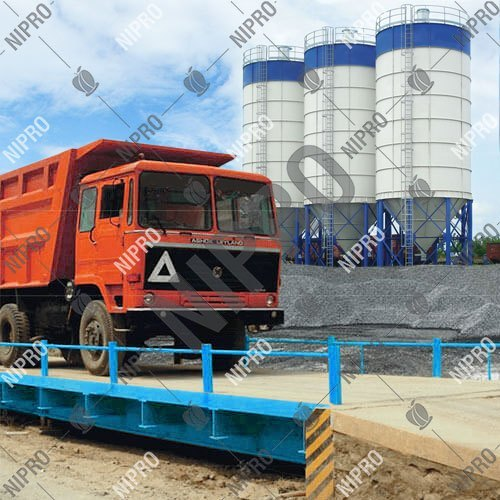 Readymix Plant concrete Weighbridge