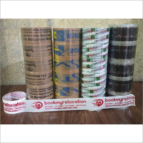 Printing BOPP Tape