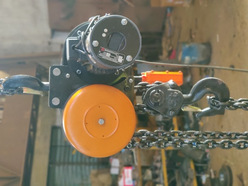 Chain Pully