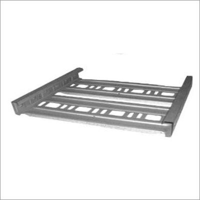 Power-coated Trays