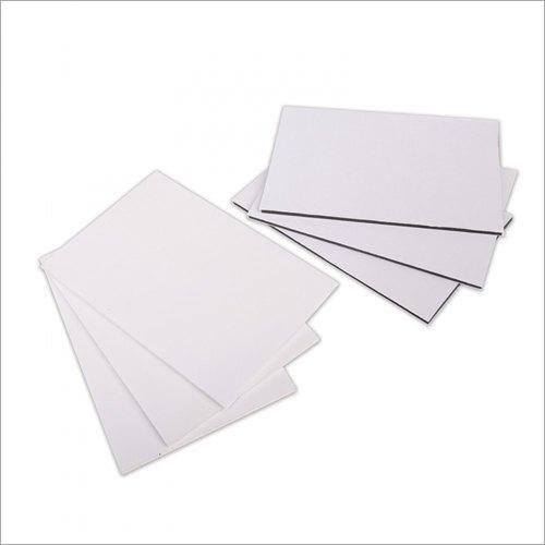 Self Adhesive White Sheet