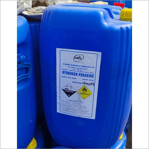 50 Percent GACL Liquid Hydrogen Peroxide