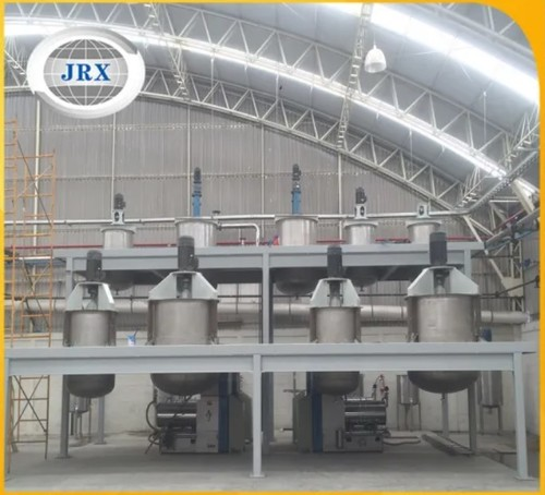 Coating Chemicals Preparation System-thermal Chemical Mix System
