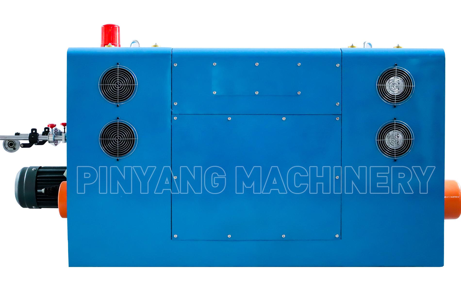 PY- 500mm Auto High Speed Bunching Machine