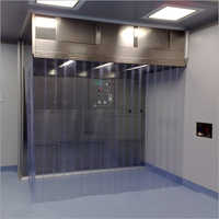 Industrial Powder Dispensing Booth