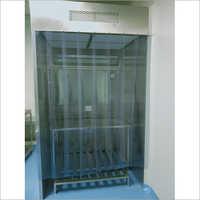 Industrial Sampling Booth