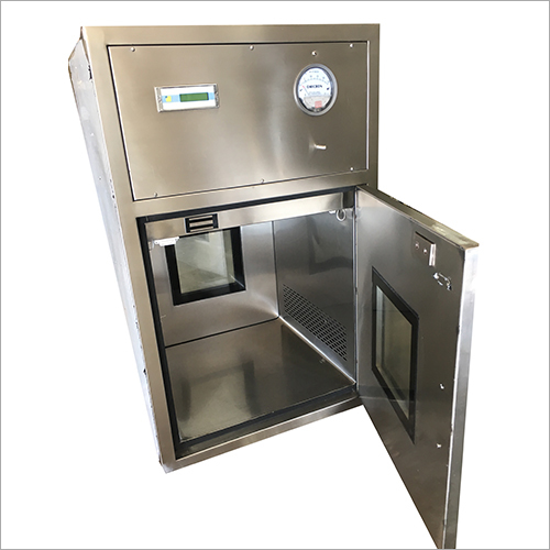 Stainless Steel Dynamic Pass Box