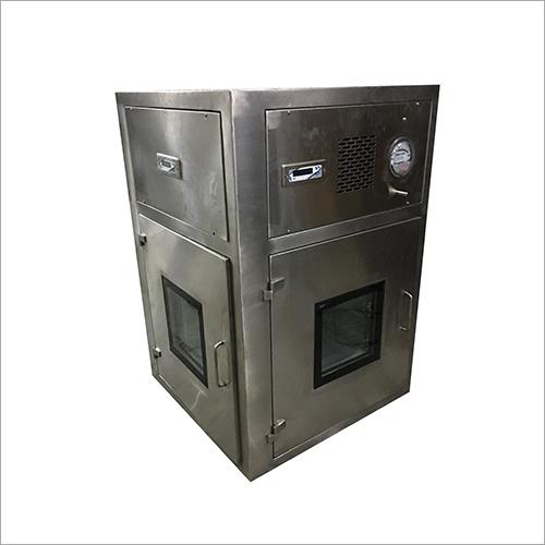 L Shape Dynamic Pass Box