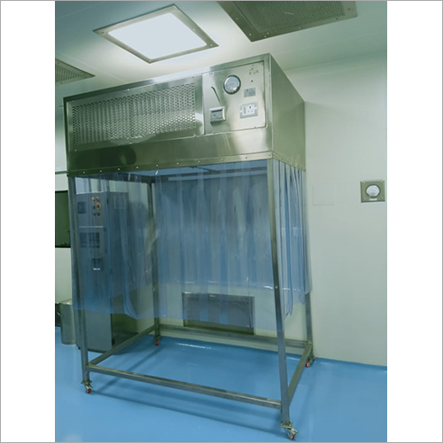 Laboratory Stand Mounted Laminar Air Flow