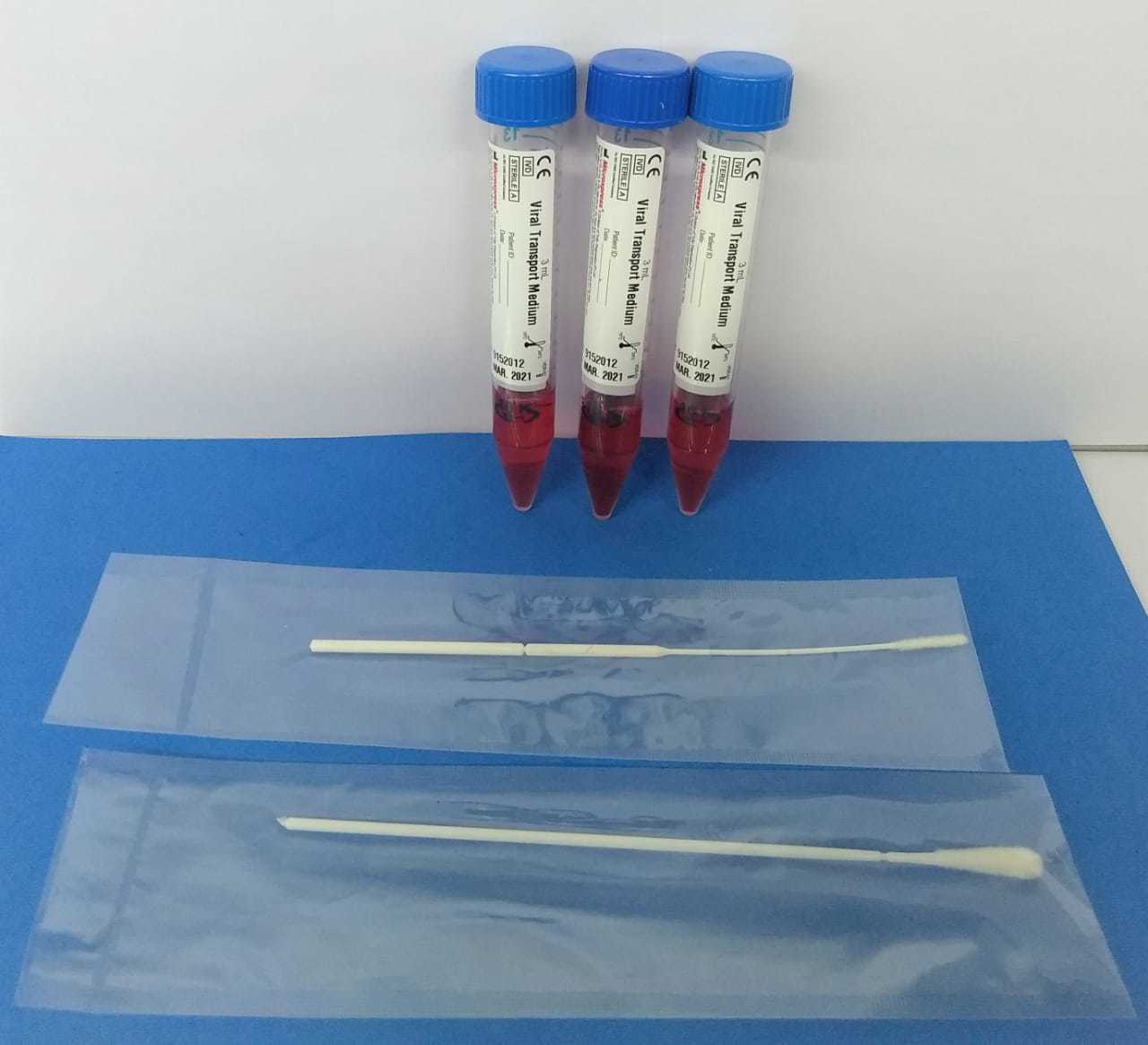 Viral Transport Medium Kit