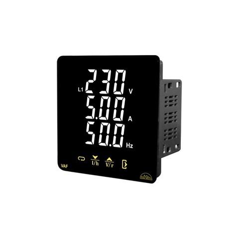 Subzero VAF Digital Current Frequency Meter