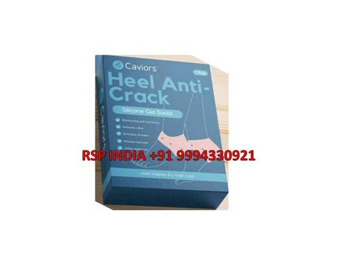 Heel Anti-crack Silicone Gel Socks Caviors