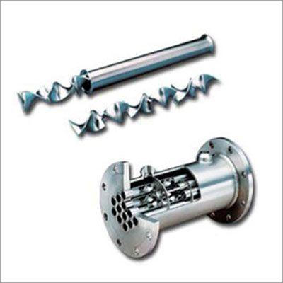 Steel Inline Mixer