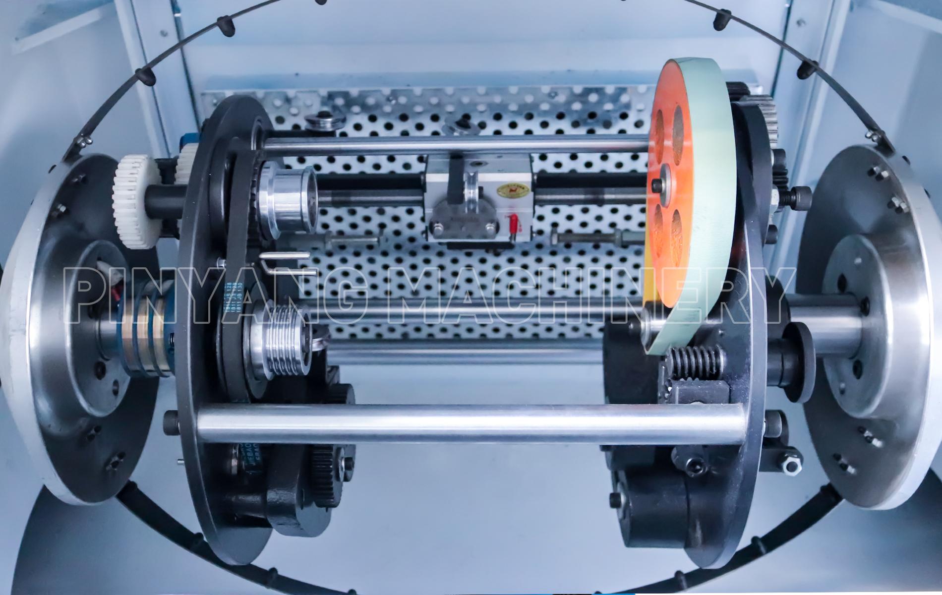 PY-630mm Auto High Speed Bunching Machine