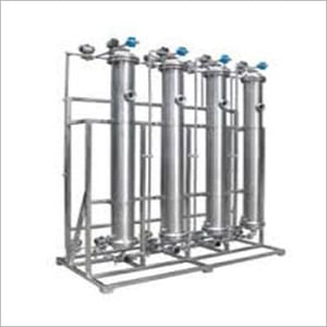 Steel Solvent Extraction
