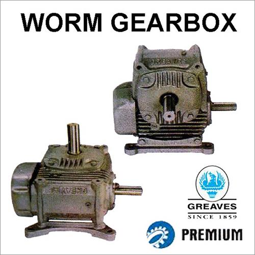 Worm Gearbox