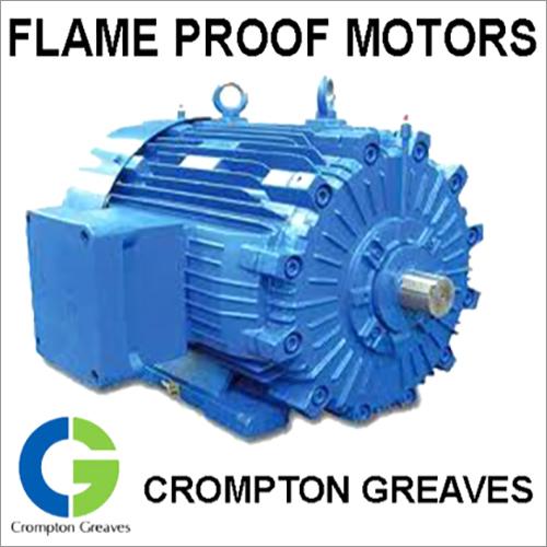 Flame Proof Motor