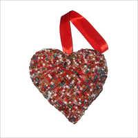 Beads Heart Hanging