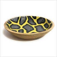 Epoxy Wooden Bowl