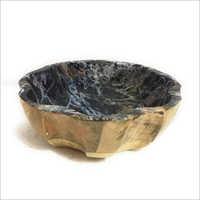 Epoxy Wooden Fancy Bowl