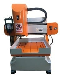 Sheet Cutting And Letter Engraving CNC Machine