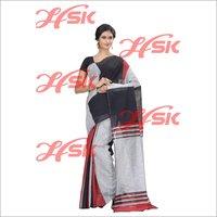 Ladies Khadi Silk Saree