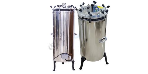 Vertical Sterilizer (Sis 2021b)