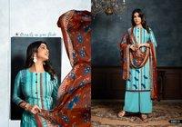 Gulmohar Pashmina Printed Suits Catalogue