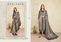 Colours Tusser Silk Salwar Kameez Set