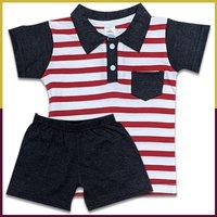Sumix Kashi Baby Boys T-shirts And Shorts