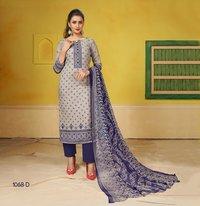 Harleen Pashmina Printed Suits