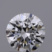 Round Brilliant Cut CVD 1.09ct Diamond