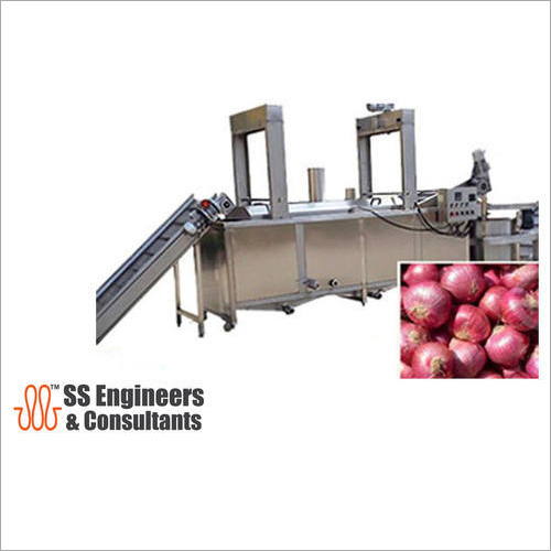 Fruits And Vegetables Preparation Machine