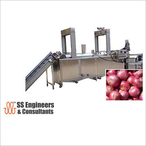 Onion Processing Machine