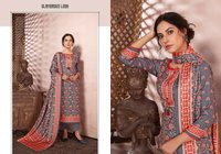 Silk Pashmina DIgital Printed Salwar Suits
