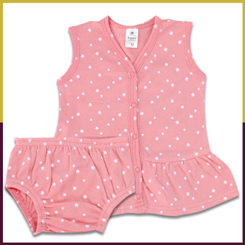 Sumix Skw 0165 Baby Girls Frocks