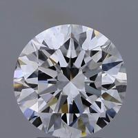 Round Brilliant Cut Lab Grown 3ct E VS2 IGI Certified Diamond 445021333