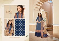 Hayat Tusser Silk Salwar Suits