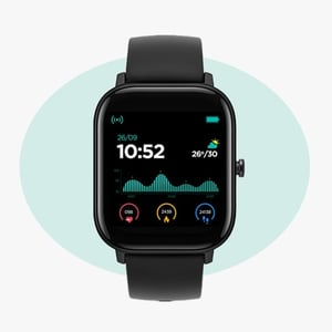 Pebble PACE Fitness Tracker