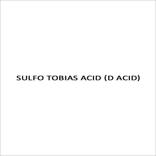 Sulfo Tobias Acid (D Acid)