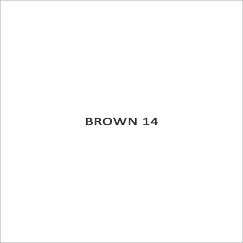 Brown 14