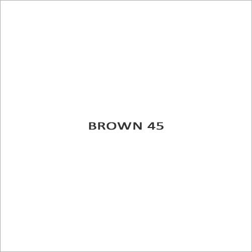 Brown 45
