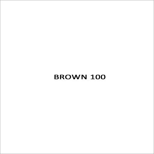 Brown 100